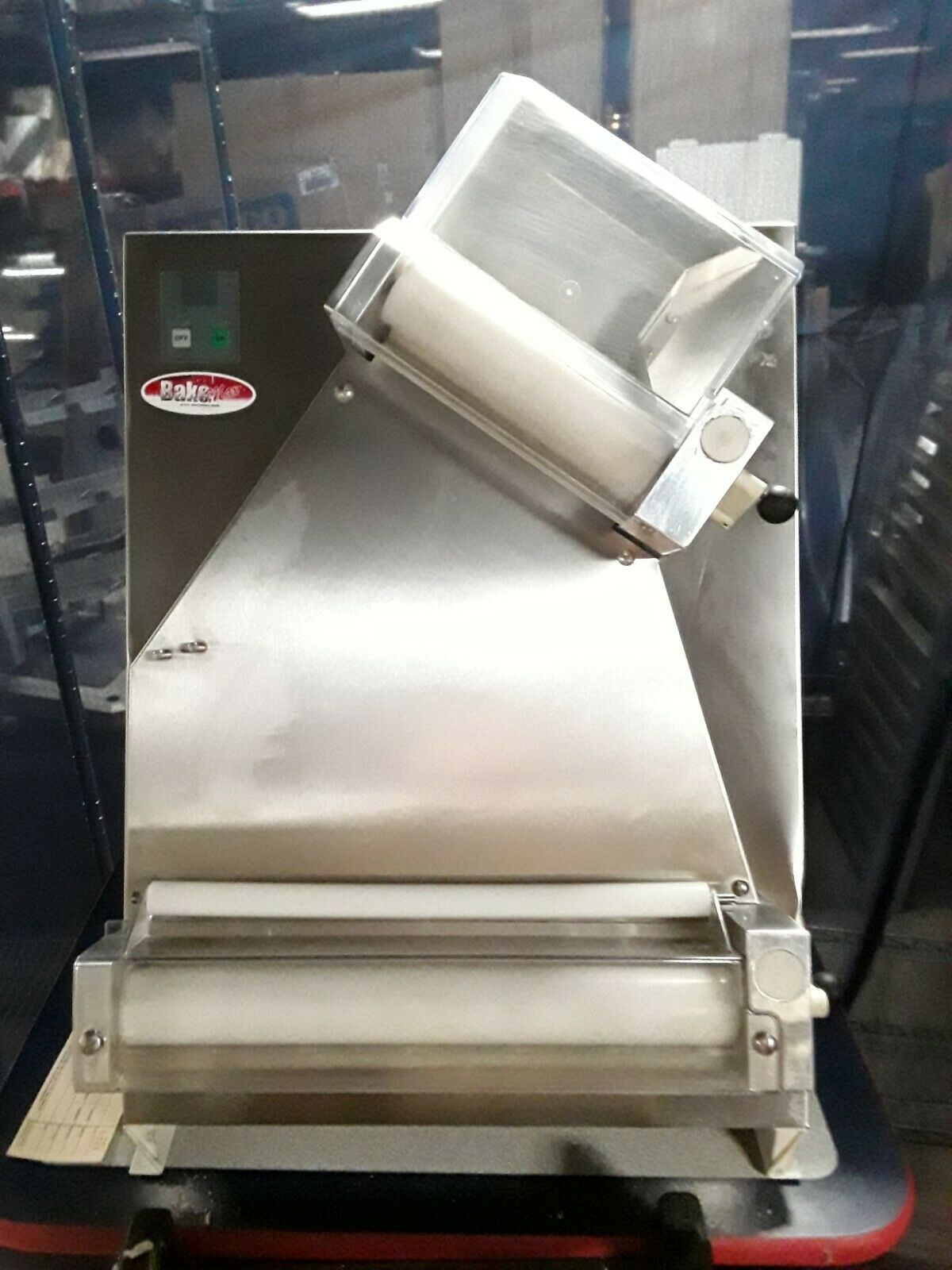 Used BakeMax BMTPS16 Two Pass Sheeter