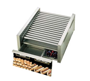 75SCBD Star - Star Grill-Max Pro® Hot Dog Grill