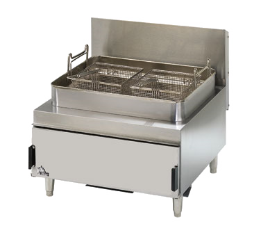 630FF Star - Star-Max® Heavy Duty Fryer