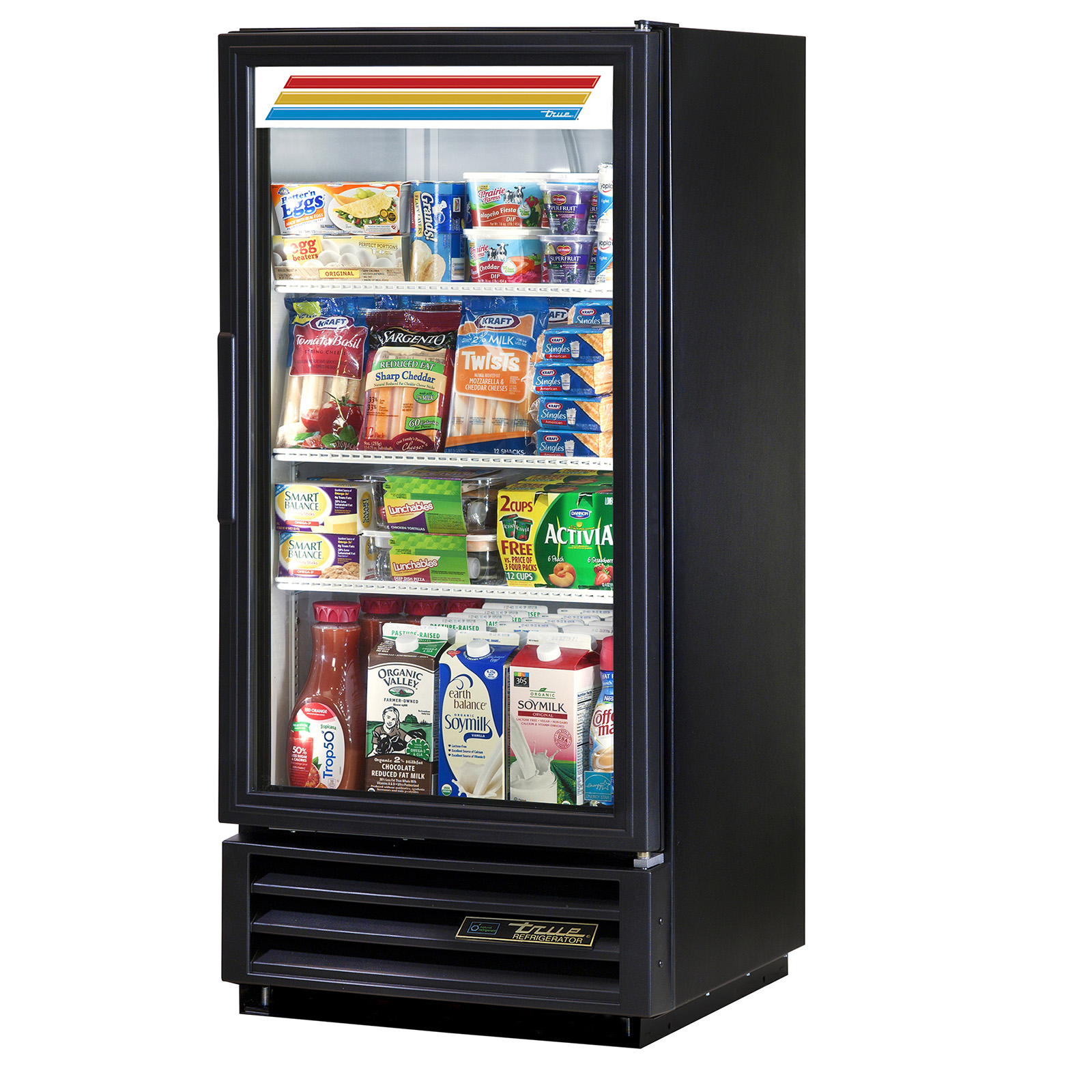 GDM-10-HC-LD True - Refrigerated Merchandiser one-section