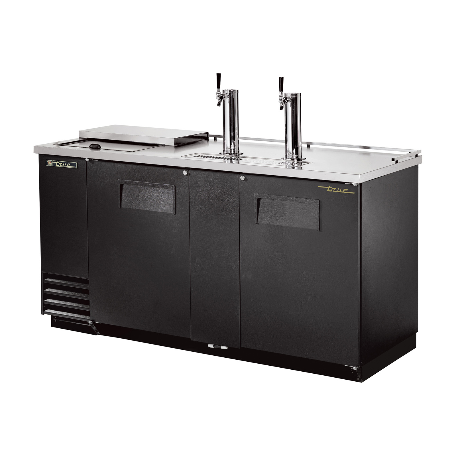 TDD-3CT True - Club Top Draft Beer Cooler (3) keg capacity