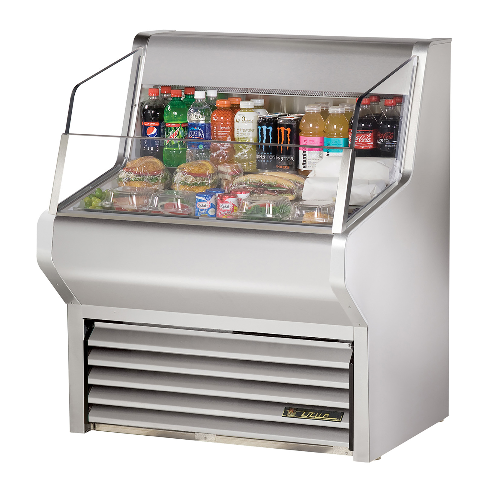 THAC-36-S True - Horizontal Air Curtain Merchandiser 36