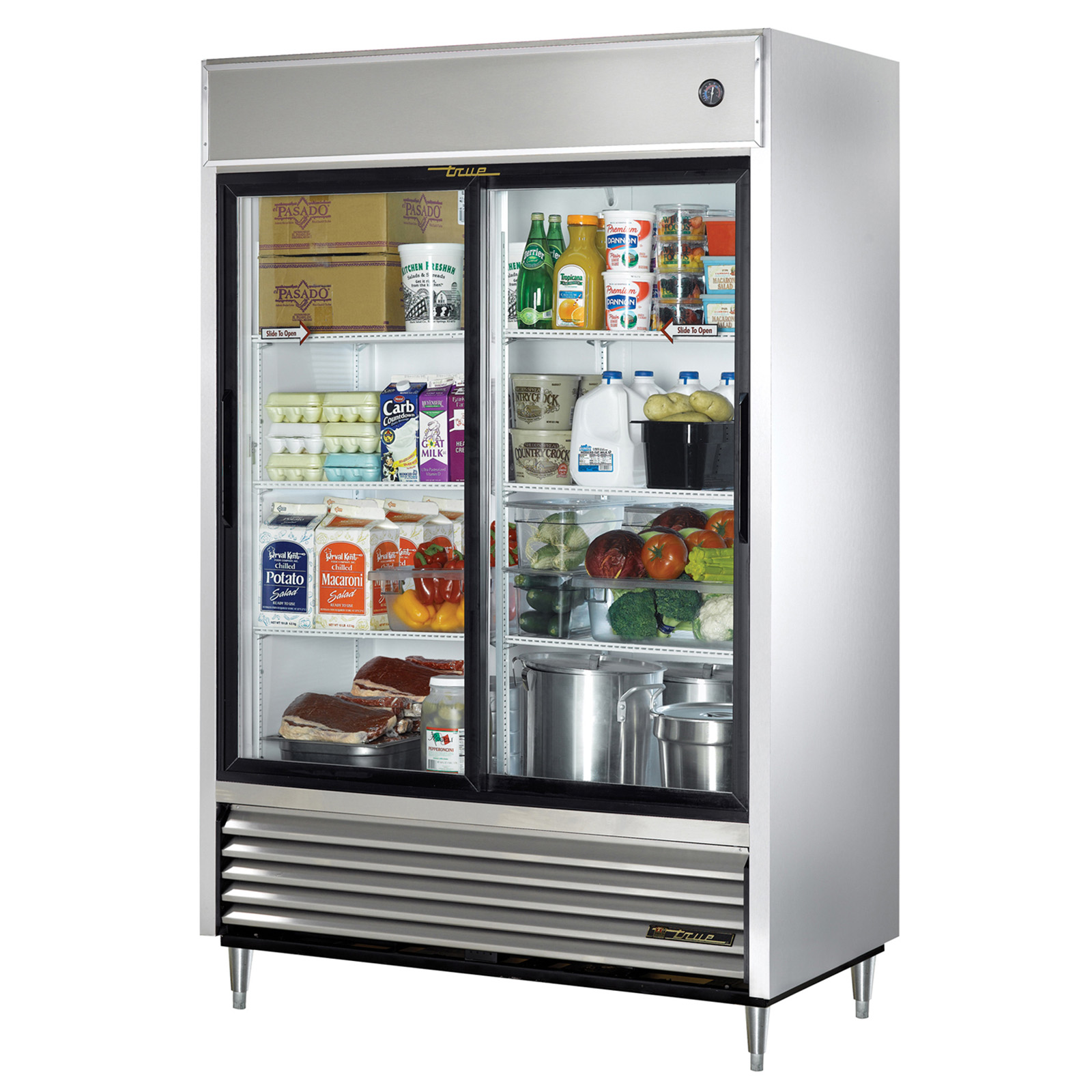 TSD-47G-LD True - Refrigerator Reach-in