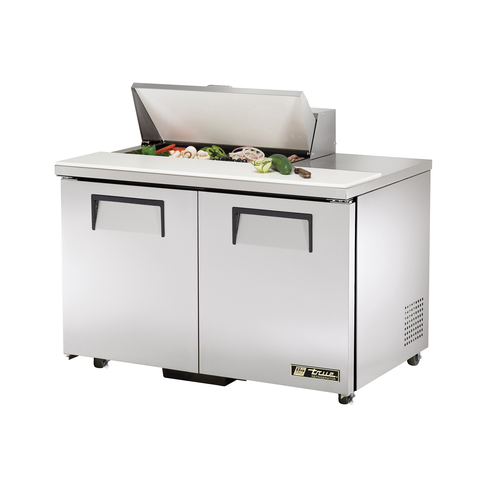 TSSU-48-08-ADA True - ADA Compliant Sandwich/Salad Unit (8) 1/6 size (4