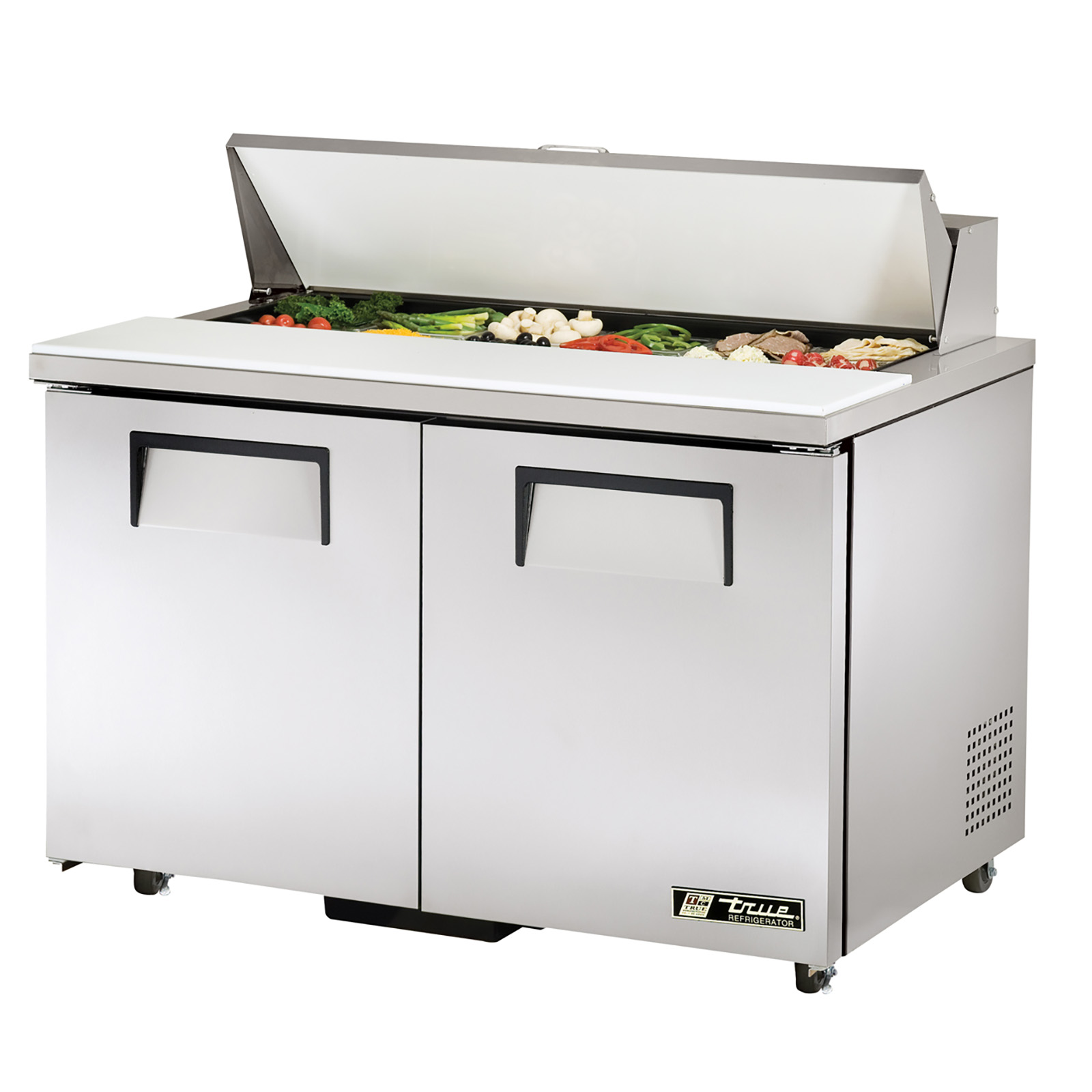 TSSU-48-12-ADA True - ADA Compliant Sandwich/Salad Unit (12) 1/6 size (4
