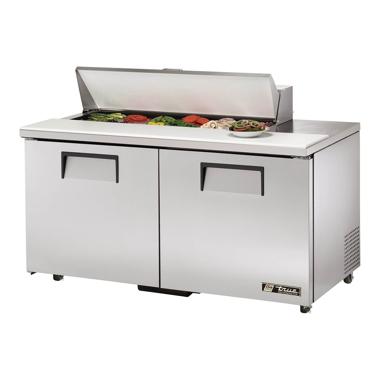 TSSU-60-12-ADA True - ADA Compliant Sandwich/Salad Unit (12) 1/6 size (4