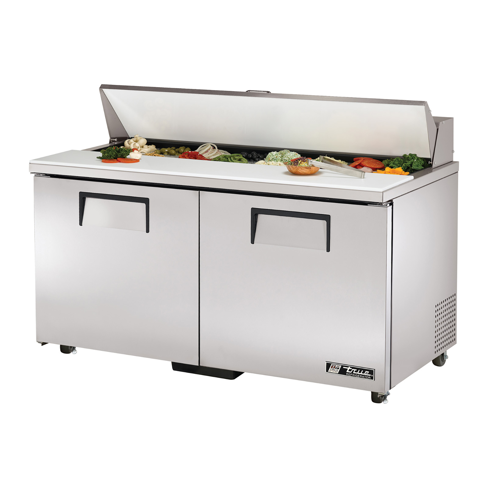 TSSU-60-16-ADA True - ADA Compliant Sandwich/Salad Unit (16) 1/6 size (4