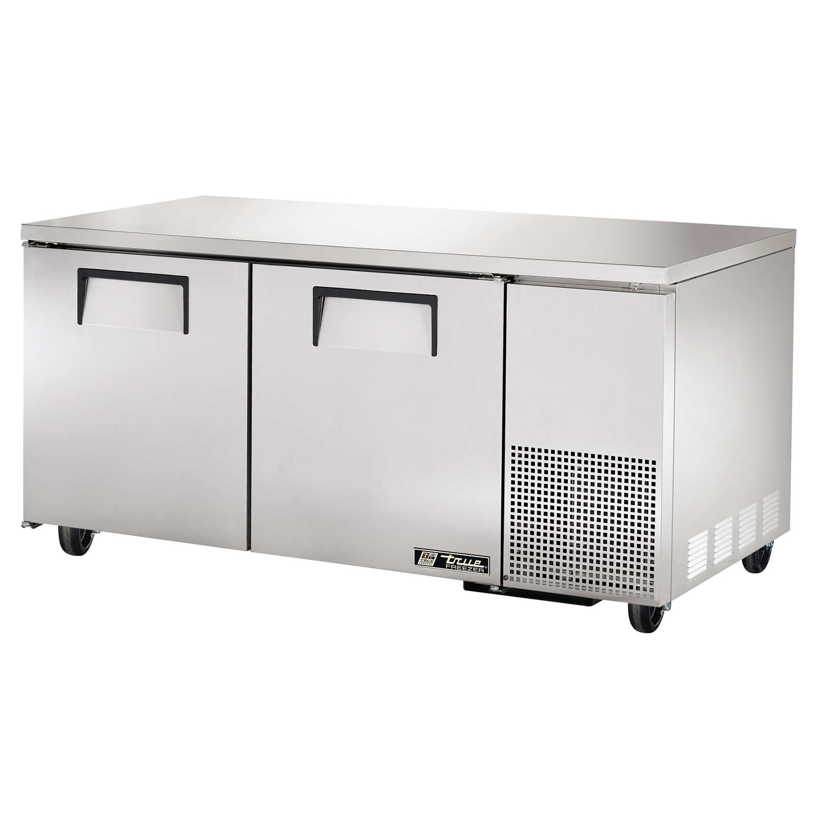 TUC-67F-HD True - Deep Undercounter Freezer -10? F