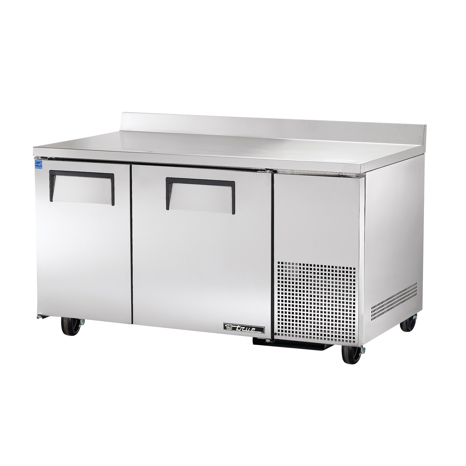 TWT-60-32 True - Deep Work Top Refrigerator two-section