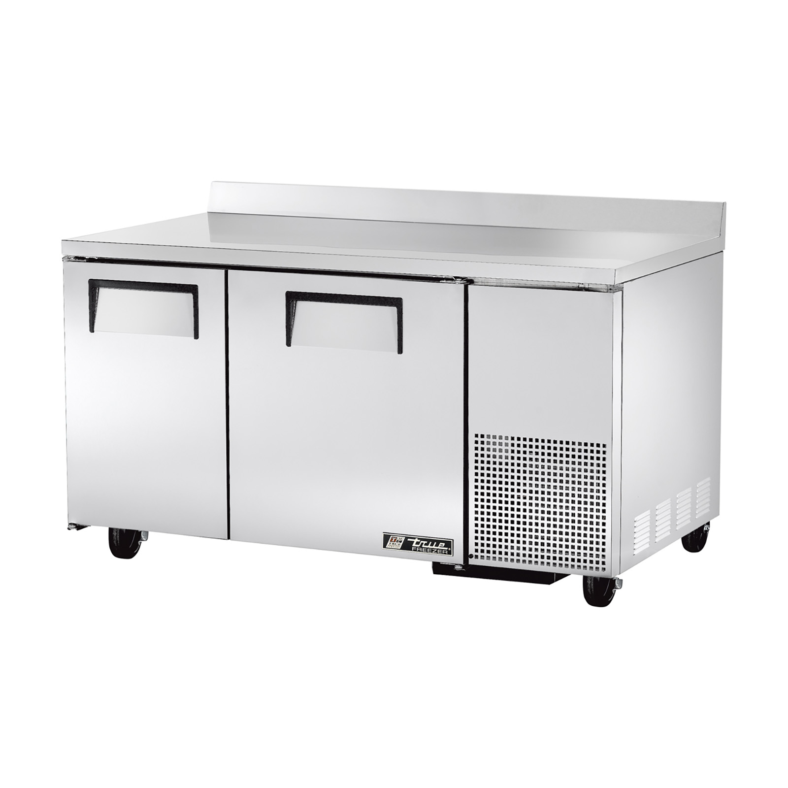 TWT-60-32F True - Deep Work Top Freezer two-section