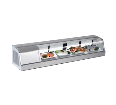 SAKURA-60-L - Sakura Refrigerated Sushi Case
