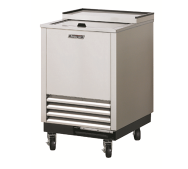 TBC-24SD-GF - Super Deluxe Glass Chiller & Froster