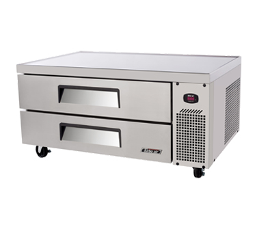 TCBE-48SDR - Super Deluxe Chef Base Refrigerator