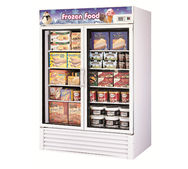 TGF-49F - Freezer Merchandiser