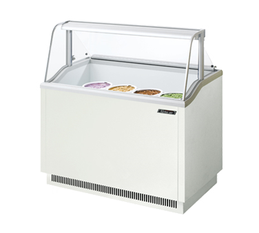 TIDC-47W - Ice Cream Dipping Cabinet