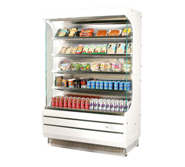 TOM-50 - Vertical Open Display Merchandiser