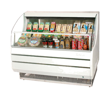 TOM-40S - Horizontal Open Display Merchandiser