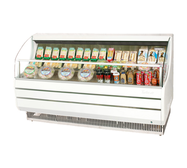 TOM-75S - Horizontal Open Display Merchandiser