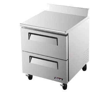 TWF-28SD-D2 - Super Deluxe Worktop Freezer