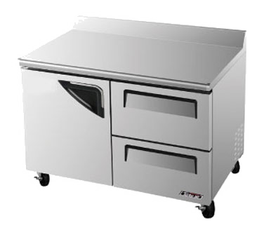 TWF-48SD-D2 - Super Deluxe Worktop Freezer
