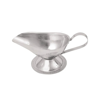 GB-5 Update International - Gravy Boat S/S 5oz