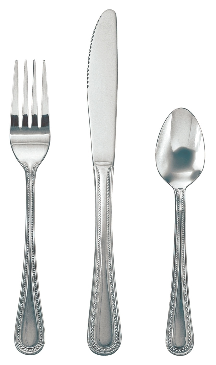 PL-81 Update International - Pearl Teaspoon 2.0mm Mirror Finish