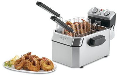 WDF1000 Waring - Deep Fryer, electric, counter-top, 10lb