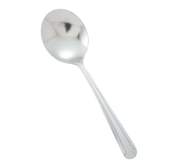 0001-04 Winco - Bouillon Spoon