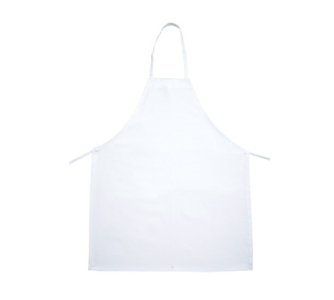BA-3226WH Winco - Bib Apron full-length