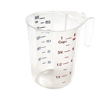 PMCP-25 Winco - Measuring Cup