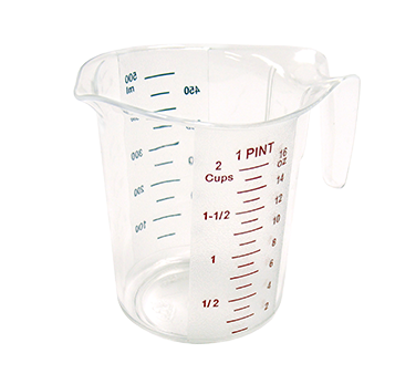 PMCP-50 Winco - Measuring Cup