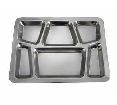 Tray, Compartment, Metal