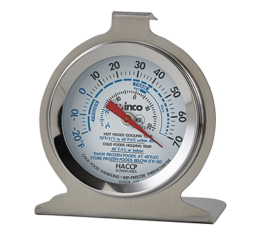 TMT-RF2 Winco - Refrigerator/Freezer Thermometer