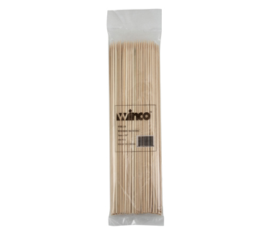 WSK-10 Winco - Bamboo Skewers