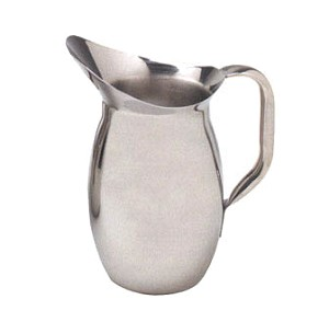 WP68 American Metalcraft - Bell Pitcher 68 oz.