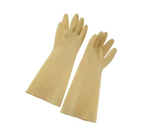 "NLG-916 Winco - Latex Gloves 9""W x 16""L natural"