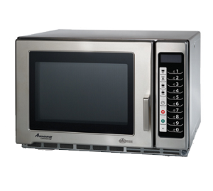 RFS18TS ACP - Amana® Commercial Microwave Oven