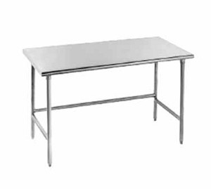 "TSAG-309 Advance Tabco -Work Table 30"" wide top"