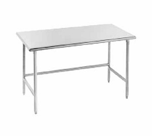 "TMS-369 Advance Tabco -Work Table 36"" wide top"