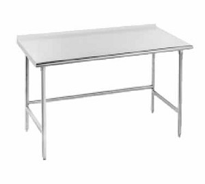 "TSFG-249 Advance Tabco -Work Table 24"" wide top"