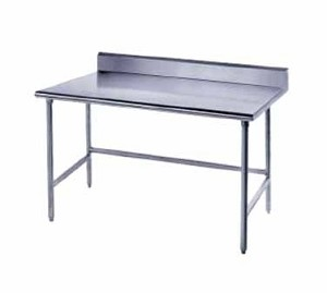 "TSKG-249 Advance Tabco -Work Table 24"" wide top"