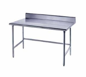 "TKAG-309 Advance Tabco -Work Table 30"" wide top"