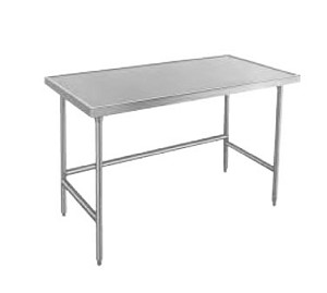 "TVSS-369 Advance Tabco -Work Table 36"" wide top"