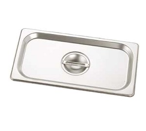 5140 Crestware - Steam Table/Holding Pan Cover 1/4 size