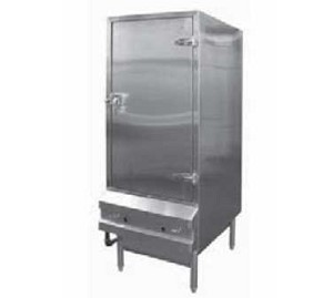 "EQ-30NR GSW USA - BBQ Oven, gas, 30"" x 30"" x 68"", right hinge"
