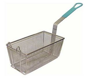 "FB-N0513 GSW USA - Fry Basket, rectangle, 5-3/4""W x 13""L x 5-7/8""H"