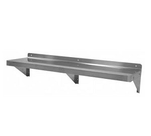"WS-W1260 GSW USA - Shelf, wall mount, 60""L x 12""W x 10-7/8""H"