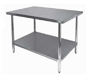 "WT-P2418 GSW USA - Premium Work Table, 24""D x 18""W x 35""H"