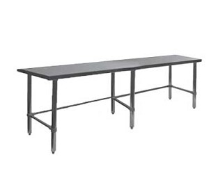 "WT-P3096B GSW USA - Premium Work Table, 30""D x 96""W x 35""H"
