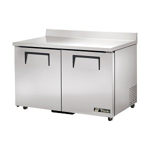 TWT-48-ADA-HC True - ADA Compliant Work Top Refrigerator two-section
